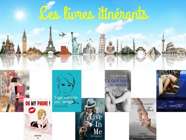 Les livres itinérants