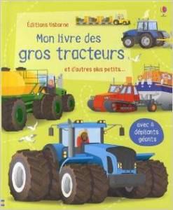 gros tracteurs