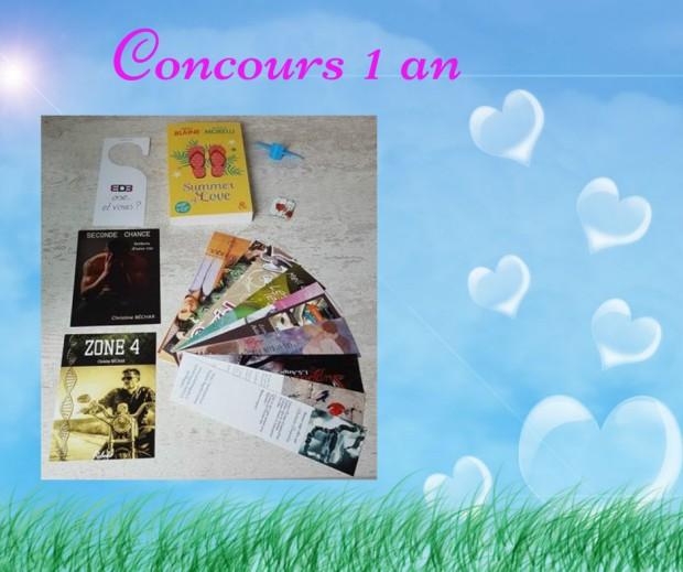 concours sur blog