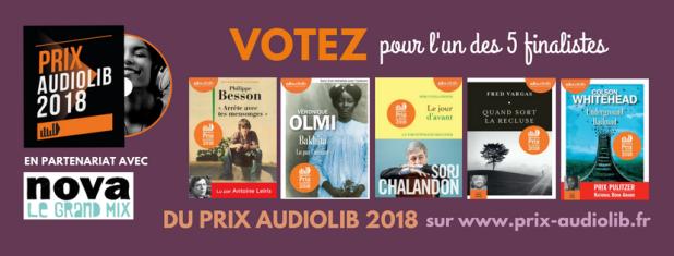BannièreFB_Appelauxvotes_PrixAudiolib2018